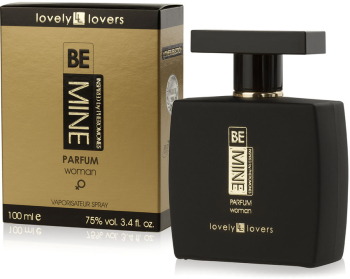 LOVELY LOVERS BeMINE 100ml WOMAN - KOBIECE PERFUMY Z FEROMONAMI – 89386636