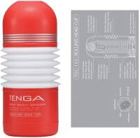 TENGA ROLLING HEAD CUP - RED - Z RUCHEM 3D SSD 659000203
